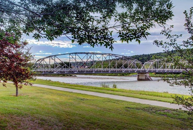 Bridge in Precedence, Cochrane