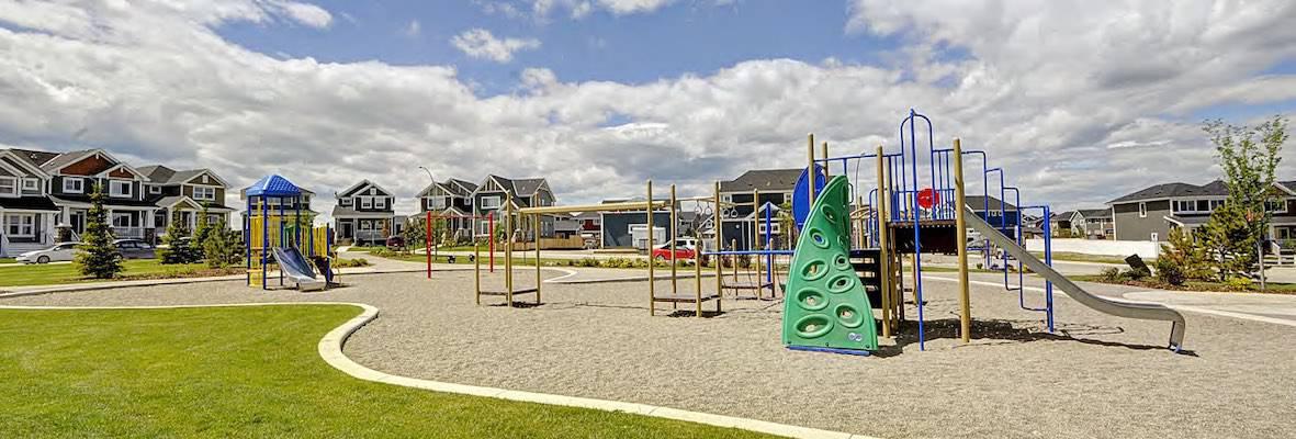 Playground in Precedence, Cochrane